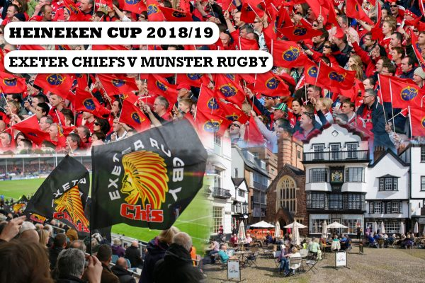 Munster Rugby Exeter