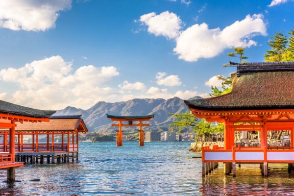Itsukushima-miyajima-island