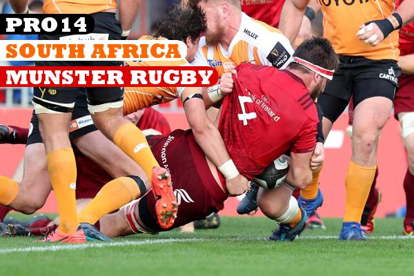 Munster Rugby Toyota Cheetahs