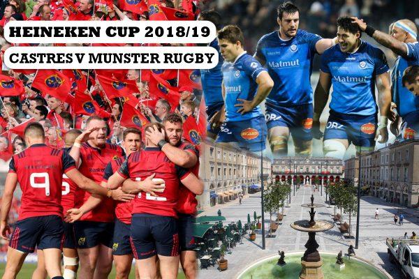 Castres v Munster Rugby