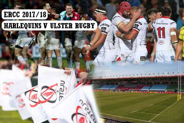 Ulster Rugby Harlequins
