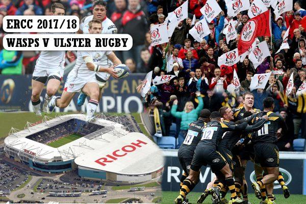 Wasps V Ulster