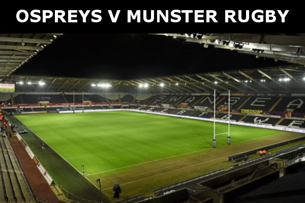 ospreys munster rugby